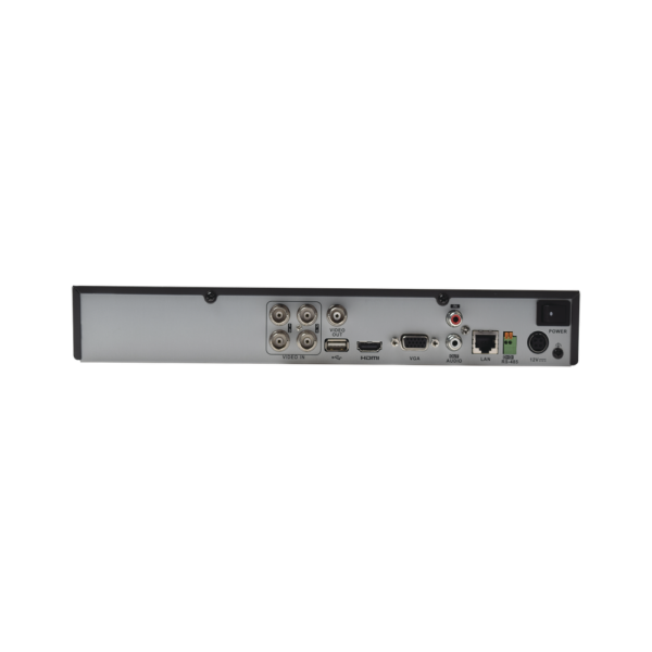Globaltecnoly hikvision 4 canales